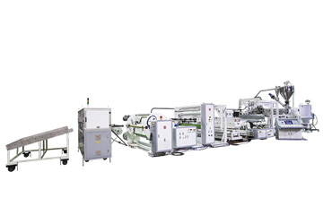 PP Sheet Making Machine for Thermo Forming Purposes